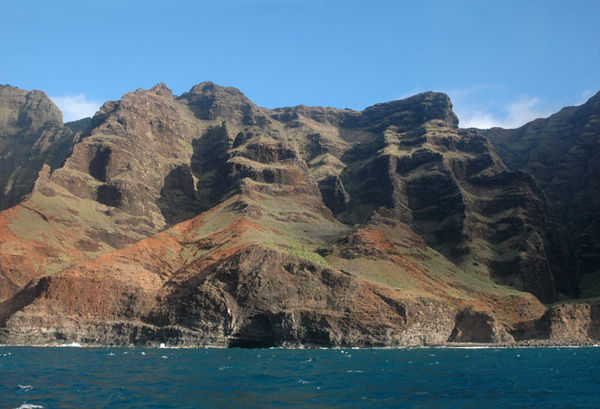 Na Pali Coast view