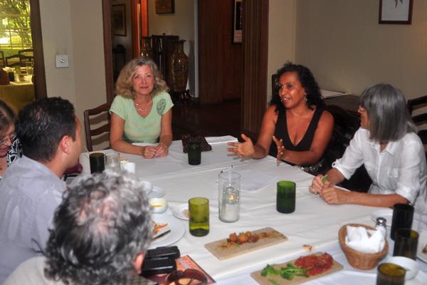 Social Media Day at 22North host Linda Sherman