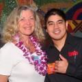Linda Sherman with Quincy Solano at Hawaii Social Media Summit