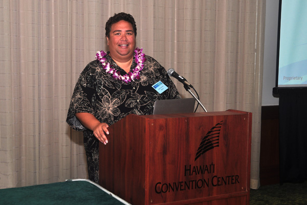 Neenz Faleafine Keynote Speech at Hawaii Social Media Summit