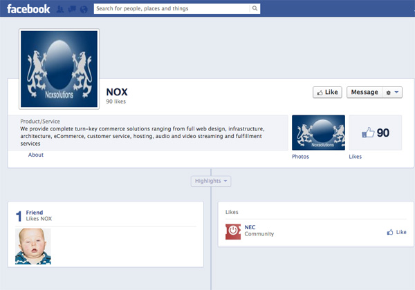 Nox-Solutions-Facebook-screenshot
